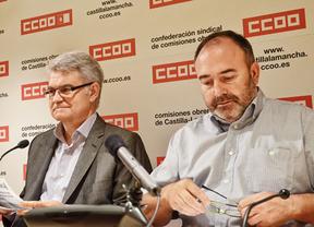 CCOO y UGT, escépticos con los presupuestos 2014 para Castillla-La Mancha