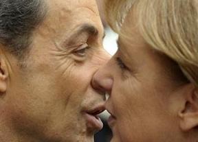 Merkel y Sarkozy, ¿a salvar el euro o a crear un protectorado?