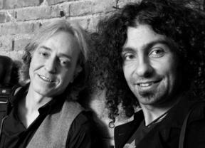 'Clamores' se viste de lujo con el dúo de dos grandes/grandes: Ara Malikian y Fernando Egozcue