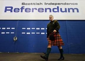El 'no' gana en Escocia con un 55% de los votos
