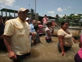 Pablo Pérez informó que inundaciones en el Sur del Lago afectan a casi 30 mil personas