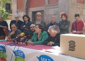 Los Mossos abortan el primer pulso de consulta ilegal y retiran las urnas del