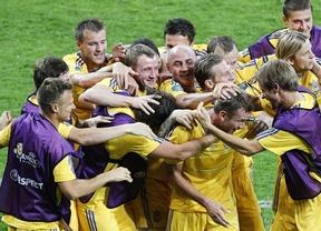 La Eurocopa se convierte en la emisión más vista del lunes