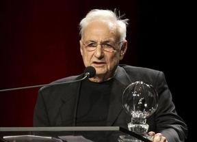 El arquitecto Frank Gehry premiado con el Príncipe de Asturias de las Artes