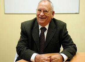 El ex tesorero popular Ángel Sanchís celebra la fianza de 8 millones de euros que le ha impuesto el juez