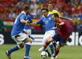 El de Fuentealbilla, mejor jugador de la Eurocopa