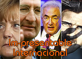 Les presentamos a los finalistas para el Premio Im-presentable Internacional 2011¡Vote!