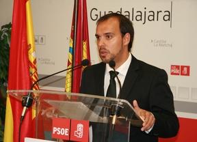 El PSOE no acudirá a la recepción de alcaldes de Guadalajara porque el PP