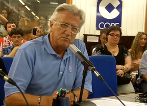 Pepe Domingo Castaño, ingresado tras sufrir un infarto