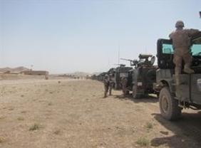Un paracaidista albaceteño herido en Afganistán
