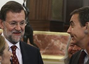 Vea los detalles de la cita entre Rajoy y Zapatero en La Moncloa