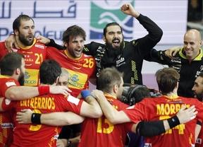 Mundial: los Hispanos apabullan a la potente Túnez y se ganan los cuartos... de final (28-20)