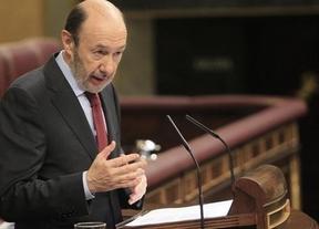 Rubalcaba pasa a la acción y pide una comisión investigadora sobre la gestión de Bankia