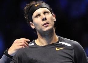 Nadal sigue cuesta abajo: Tsonga, número 5 del mundo, le derrota y le echa del Masters