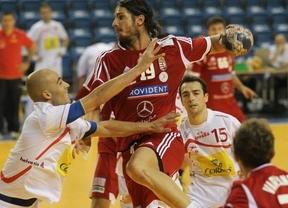 Los Hispanos, que para eso son Campeones del Mundo, imponen su ley a la siempre difícil Hungría (24-29)