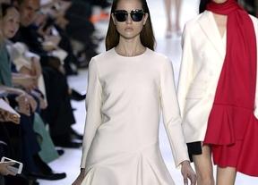 París se viste de blanco con Christian Dior