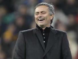 Mourinho pidió por enésima vez que contraten un delantero centro