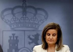 Empleo replica al PSOE que no fueron 7 millones sino 1,6 lo que costó el 'carteo' con los pensionistas