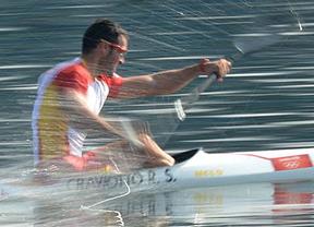 Más medallas que salen del agua: el palista Saúl Craviotto se inunda de plata en el K1-200.