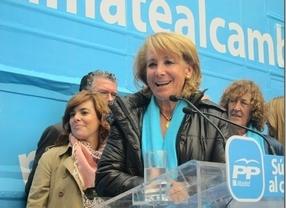 ¿Operación sentar a Esperanza Aguirre en el sillón de la Alcaldía de Madrid?