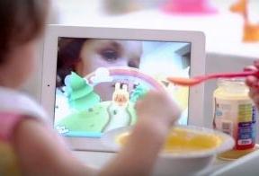 Conoce Fun Food, una APP que entretiene a los niños para que coman bien