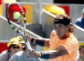 Verdasco derrota a Nadal en el Madrid Masters de tenis (6-3, 3-6 y 7-5) y pasa a cuartos