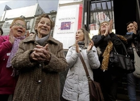 Hoy segundo asalto: intentan evitar el desahucio de una anciana de 85 años por no pagar un mes de alquiler