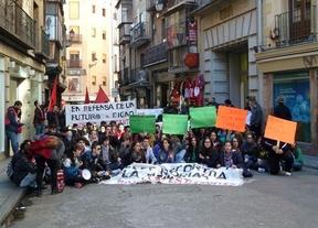 Estudiantes en Toledo