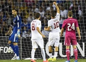 Al Madrid no le va el fucsia: derrota sin Ronaldo ante el Roma (0-1) y eliminación de Guinness International Champions Cup