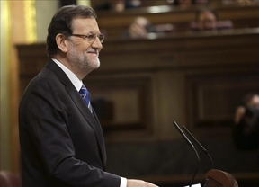 Rajoy, fiel a su estilo, presume de gestión económica pero calla sobre corrupción