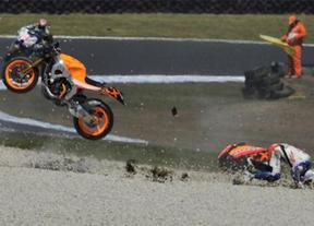 GP de Australia: últimas y mínimas opciones para que Stoner no le arrebate el título a Lorenzo