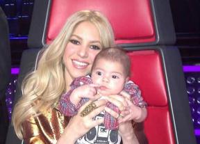 Shakira confirma que está embarazada de su segundo hijo