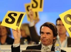 La trama de los sobresueldos en el PP alcanza a Aznar gracias a la prensa 'enemiga'