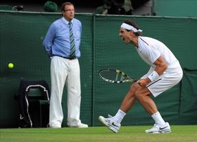 Malos presagios para los Juegos Olímpicos: Nadal cae en Wimbledon ante el desconocido Lukas Rosol