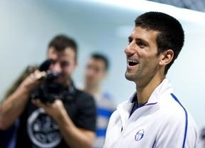 Djokovic supera las dificultades y vence a Gimeno-Traver en su debut (6-2;2-6;6-3)