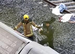El interventor ocultó la llamada previa al accidente que contradecía el código de buenas prácticas de Renfe