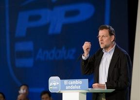Rajoy apela a la identidad de Andalucía como en esa