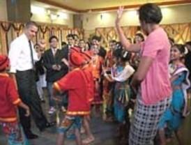 Obama, criticado también por bailar