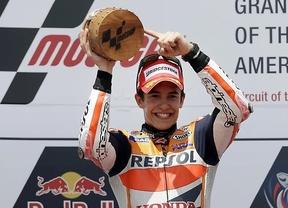 El campeón busca la victoria y el liderato en 2015: Marc Márquez, favorito en el GP de Argentina
