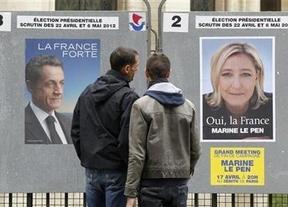 Sarkozy aclara que si ganase no gobernaría con miembros del ultraderechista Frente Nacional