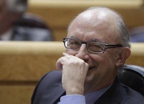 Cristobal Montoro presenta los presupuestos para el  2015