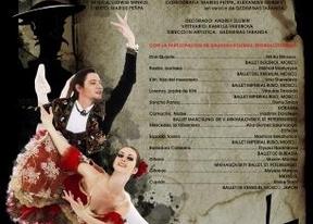La producción especial del Ballet Bolshoi 'Don Quijote' recorrerá las cinco capitales de Castilla-La Mancha
