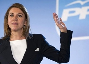 Cospedal se inmola de nuevo por todo el PP asegurando que 'En España hay que trabajar más horas'
