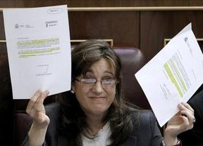 Rubalcaba cede a Soraya Rodriguez el cara a cara con Rajoy