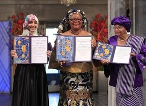 Las mujeres, principales protagonistas de los Premios Nobel de la Paz