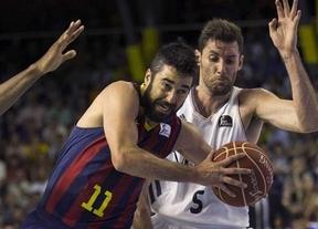 El Barça aprovecha su primer 'match ball' y se sube al trono: campeón de la ACB tras derrotar al Madrid en un partido agónico (83-81)
