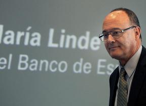 Luis María Linde optimista pero 'con moderación'': prevé que la recuperación económica y la creación de empleo continuará en el año 2015