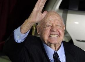 Se va un siglo de cine: el actor Mickey Rooney fallece a los 93 años