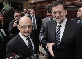 Rajoy presume de fortaleza, pese a que los Presupuestos no cuentan ni con CiU