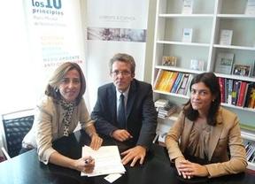 Red Española del Pacto Mundial y LLORENTE & CUENCA firman un acuerdo de colaboración